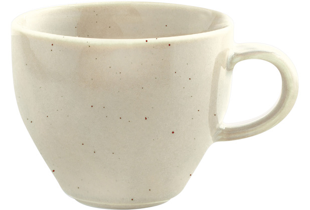 Kahla Homestyle Milchkaffee-Obertasse 0,30 l natural cotton