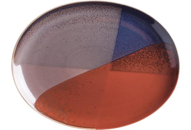 Kahla Homestyle Platte, oval 32 cm colours of nature