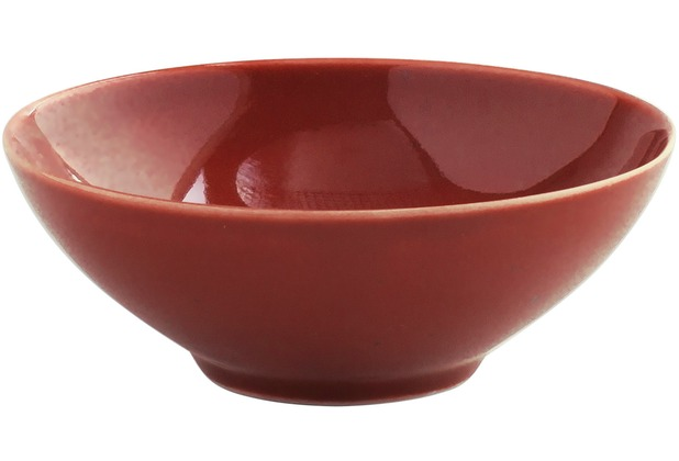 Kahla Homestyle Schälchen 9 cm, 0,10 l siena red
