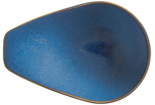 Kahla Homestyle Schale mit Griff 0,40 l atlantic blue