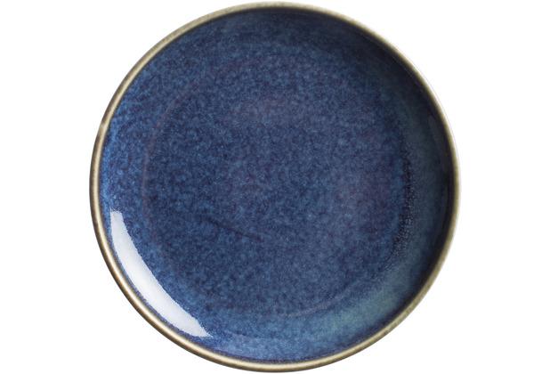 Kahla Homestyle Snackteller 14 cm atlantic blue