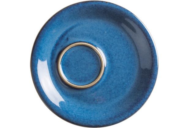 Kahla Homestyle Untertasse 16 cm atlantic blue