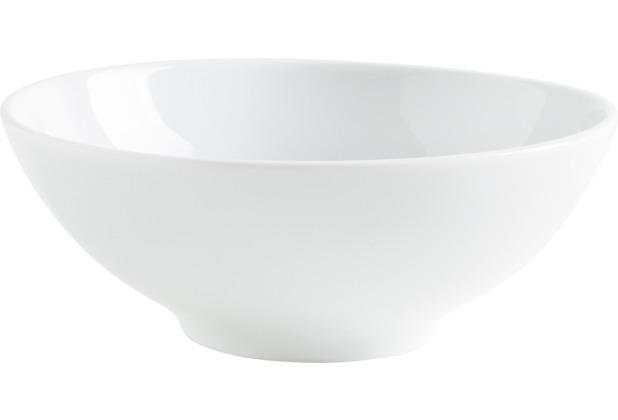 Kahla O - The be Schale maxi 16 cm, 0,60 l weiß