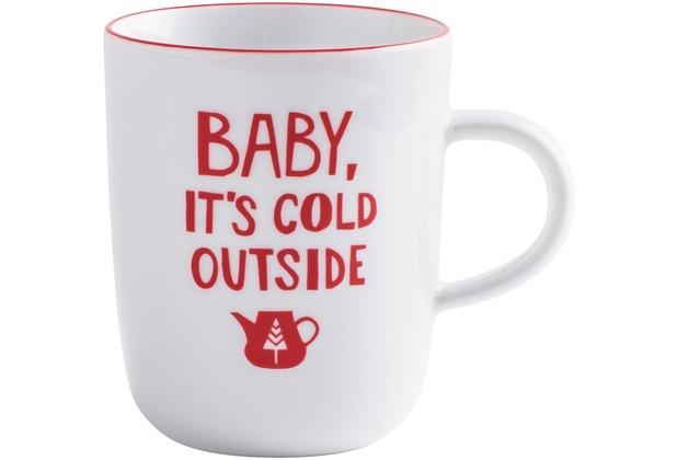 Kahla Pronto Becher 0,35 l Cold Outside
