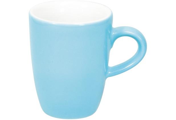 Kahla Pronto Espresso-Obertasse hoch 0,10 l himmelblau
