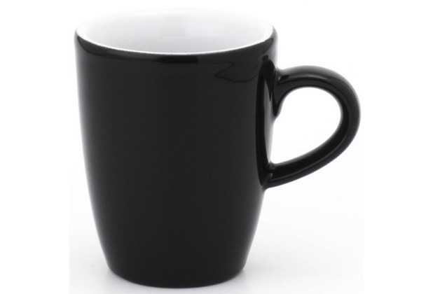 Kahla Pronto Espresso-Obertasse hoch 0,10 l schwarz