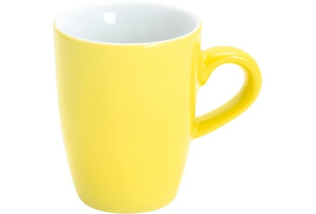 Kahla Pronto Espresso-Obertasse hoch 0,10 l zitronengelb