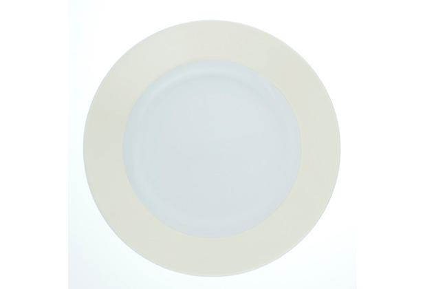 Kahla Pronto Frühstücksteller 20,5 cm elfenbein
