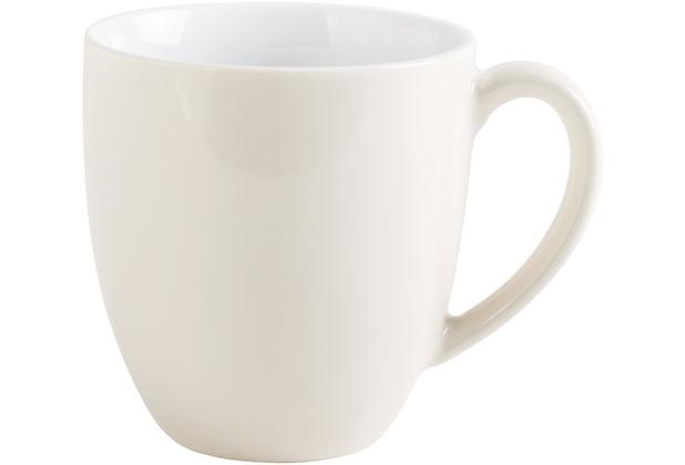 Kahla Pronto Kaffeebecher 0,40 l XL elfenbein