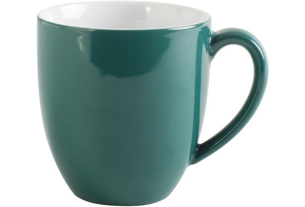 Kahla Pronto Kaffeebecher 0,40 l XL opalgrün