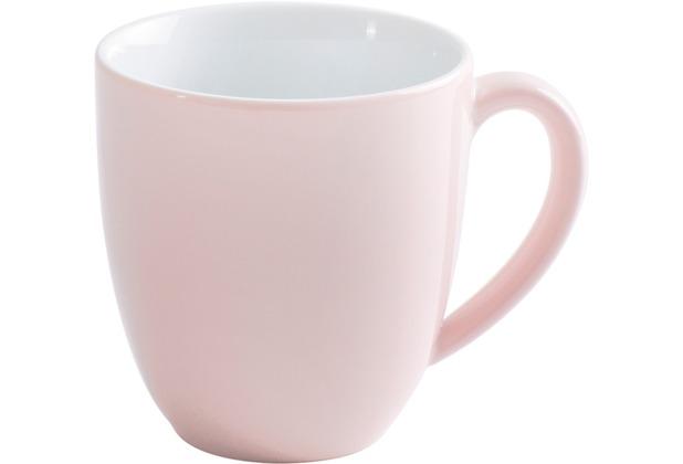 Kahla Pronto Kaffeebecher 0,40 l XL rosé