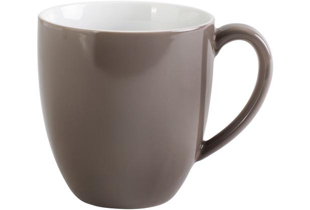 Kahla Pronto Kaffeebecher 0,40 l XL taupe