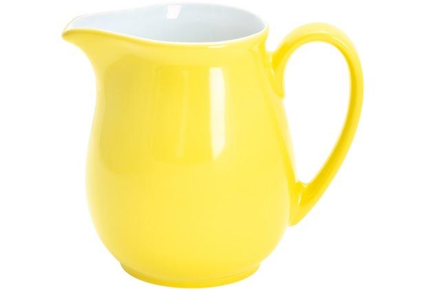 Kahla Pronto Milchkännchen 0,25 l zitronengelb