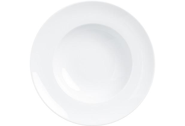 Kahla Pronto Pastateller 27 cm weiß großer Rand