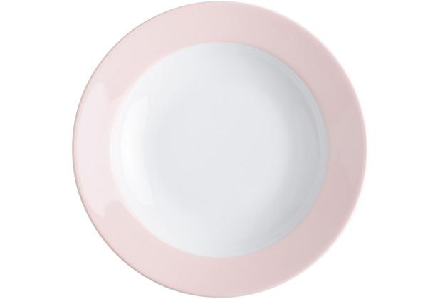 Kahla Pronto Suppenteller 22 cm rosé