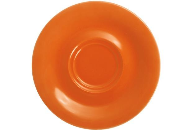 Kahla Pronto Untertasse 16 cm orange