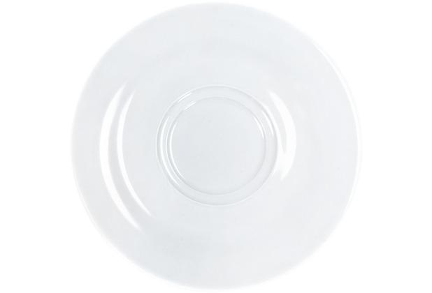 Kahla Pronto Untertasse 16 cm weiß