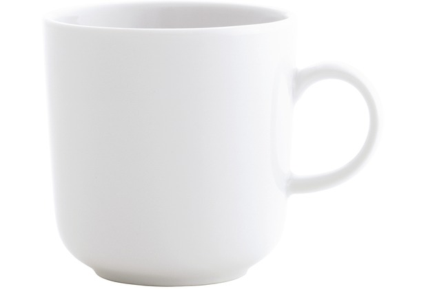Kahla Solo 3000 Kaffeebecher 0,30 Liter weiß