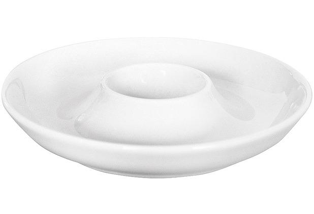 Kahla System Plus Eierbecher mit Ablage weiß