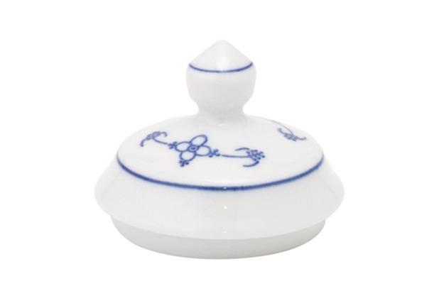 Kahla Tradition Blau Saks Deckel zur Zuckerdose 0,25 l