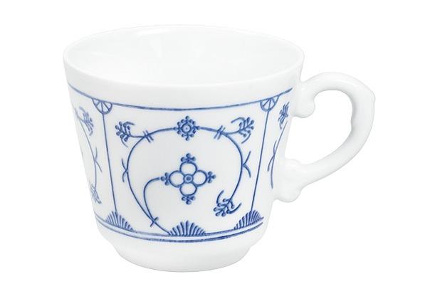 Kahla Tradition Blau Saks Kaffee-Obertasse 0,18 l