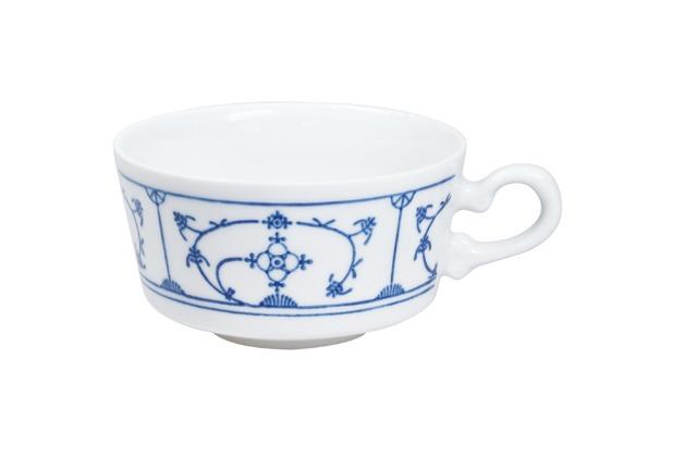Kahla Tradition Blau Saks Tee-Obertasse 0,23 l