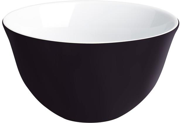 Kahla Update Schüssel 19 cm schwarz-blau