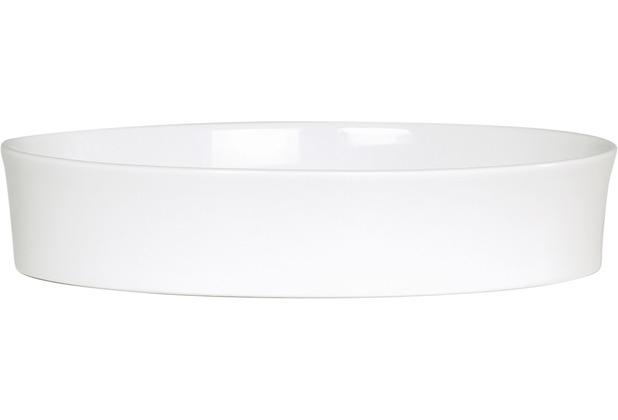 Kahla Update weiß Auflaufform oval 32 cm