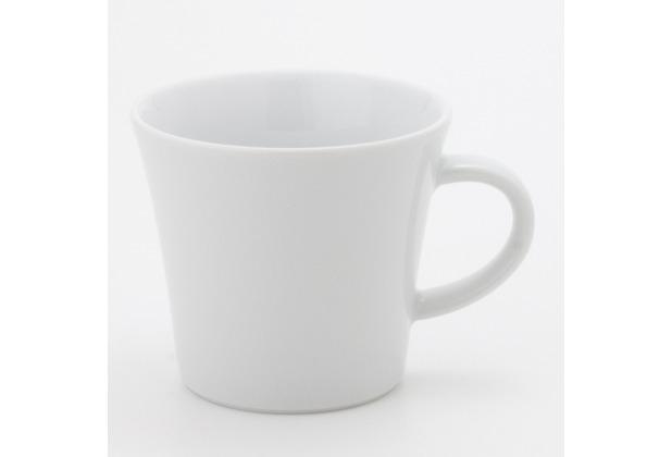Kahla Update weiß Cappuccino-Obertasse 0,22 l