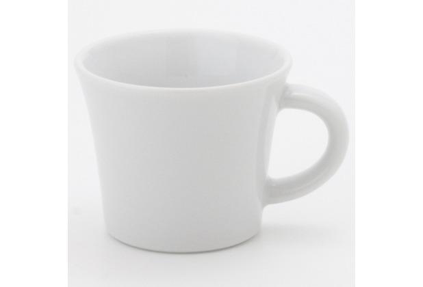 Kahla Update weiß Espresso-Obertasse 0,09 l mit Henkel