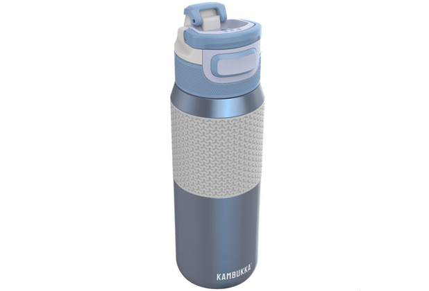 Kambukka Isolierflasche Elton Insulated Sky blue blau Thermo-Flasche 750ml