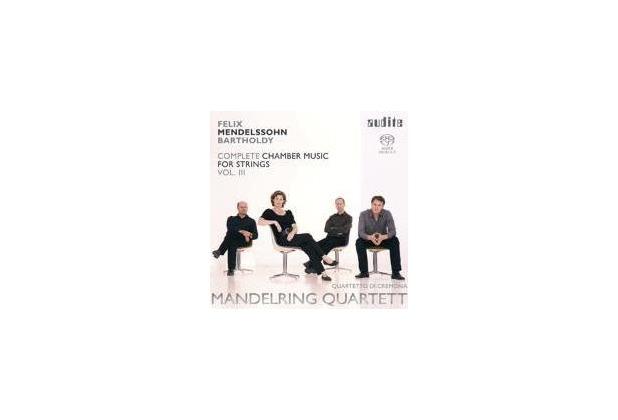 Kammermusik Für Streicher Vol.3, SACD