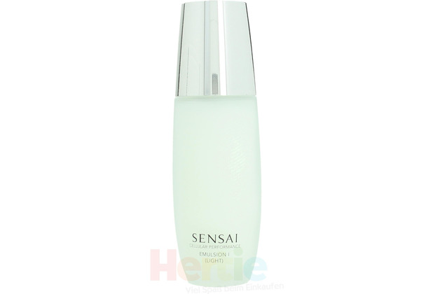 Kanebo Sensai Gesichtsemulsion For Normal To Oily And Combination Skin 100 ml
