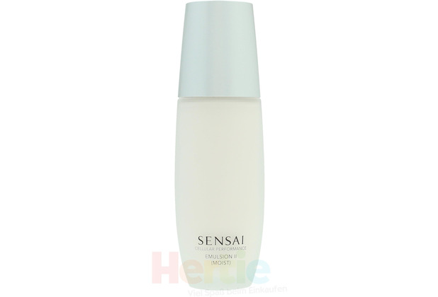 Kanebo Sensai Cellular Perf. Emulsion II (Moist) For Normal To Dry Skin 100 ml