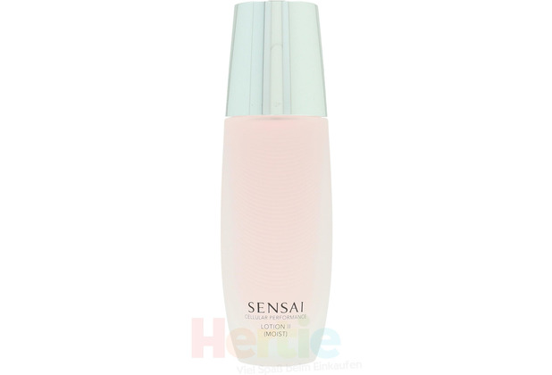 Kanebo Sensai Cellular Perf. Lotion II Normal To Dry And Very Dry Skin 125 ml