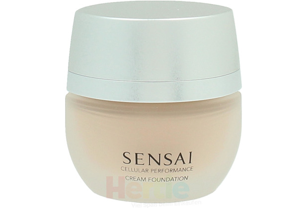 Kanebo Sensai Cp Cream Foundation SPF15 #CF12 Soft Beige 30 ml