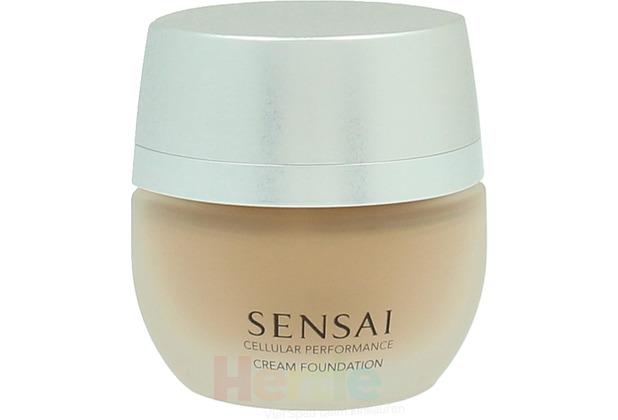 Kanebo Sensai Cp Cream Foundation SPF15 #CF24 Amber Beige 30 ml