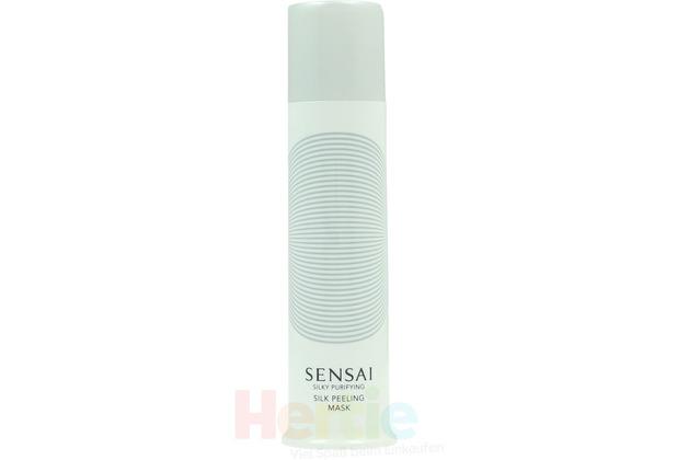 Kanebo Sensai Silky Purifying Peeling Mask For All Skin Types 90 ml