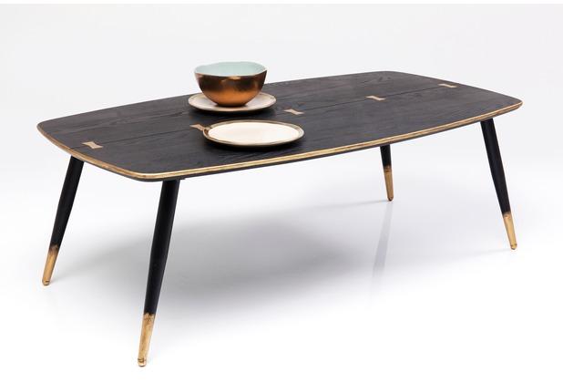 Kare Design Couchtisch Art Deco 80x40cm