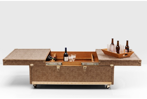 Kare Design Couchtisch Bar West Coast 120x75