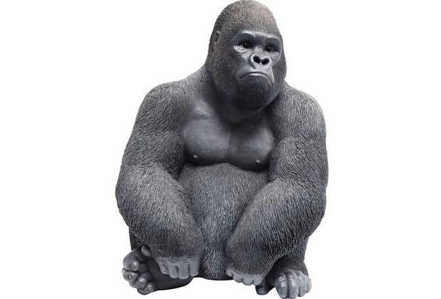 Kare Design Deko Figur Monkey Gorilla Size Medium