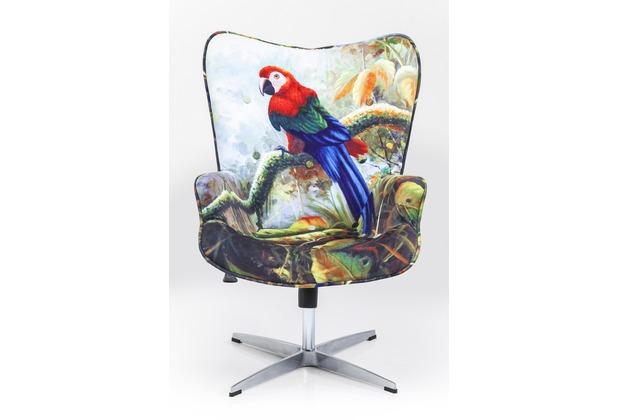 Kare Design Drehsessel Jungle Fever