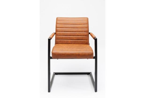 Kare Design Freischwinger Barone Brown