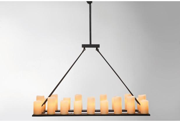 Kare Design Hängeleuchte Candle Light 20er