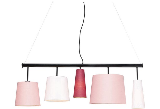 Kare Design Hängeleuchte Parecchi Berry 100cm