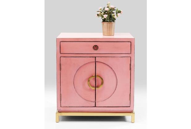 Kare Design Kommode Disk Pink Hertie De