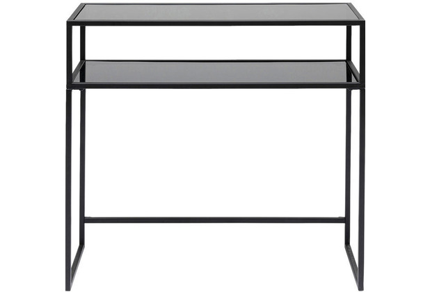 Kare Design Konsole Loft Schwarz 80x85 Sideboard