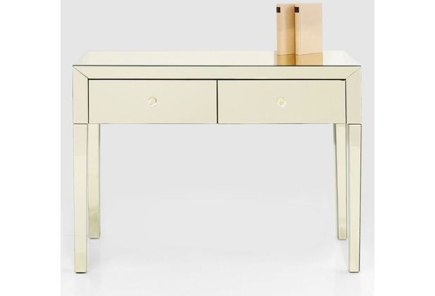 Kare Design Konsole Luxury Gold