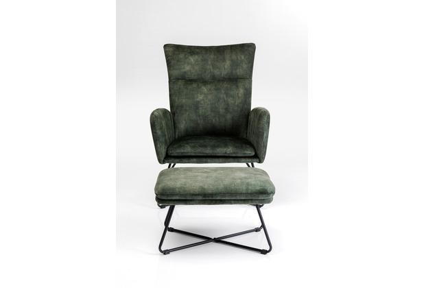 Kare Design Sessel & Hocker Leeds