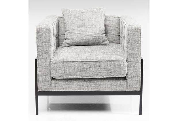 Kare Design Sessel Loft Salt & Pepper